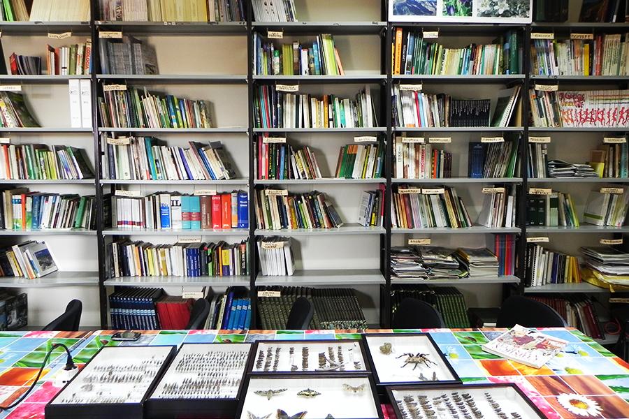 Biblioteca ambientale e territoriale di Collepardo