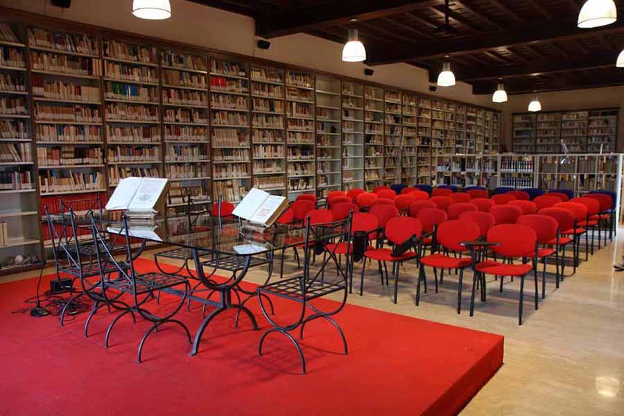 Biblioteca Diocesana del Seminario Vescovile di Ferentino