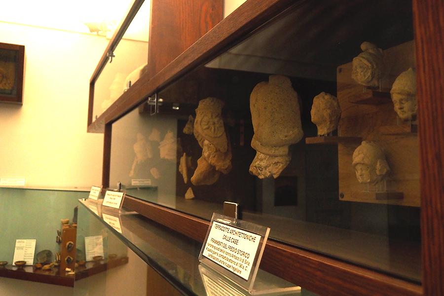 Museo Archeologico di Fregellae  A. Maiuri di Ceprano