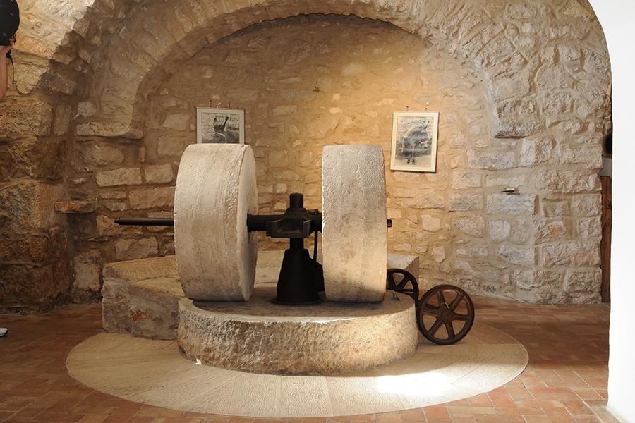 Museo della Civiltà contadina e dell'Ulivo di Pastena