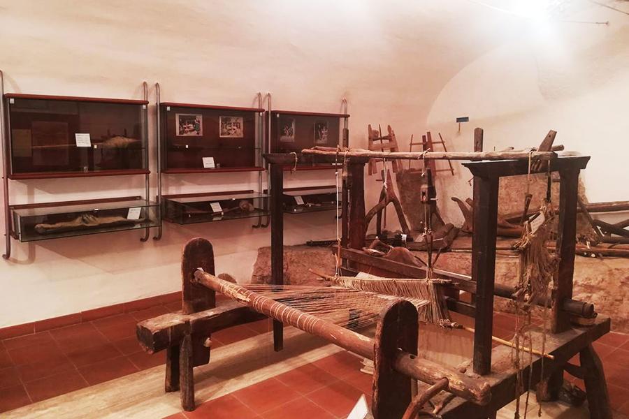 Museo Civico Demoetnoantropologico di Vallecorsa