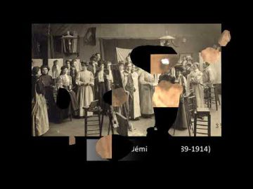 Museo Académie Vitti di Atina ... Una storia di emigrazione arte successo...