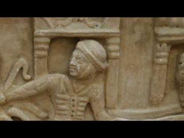 Museo della Città di Aquino Khaled al-Asaad ... Uno spettacolo di marmo...